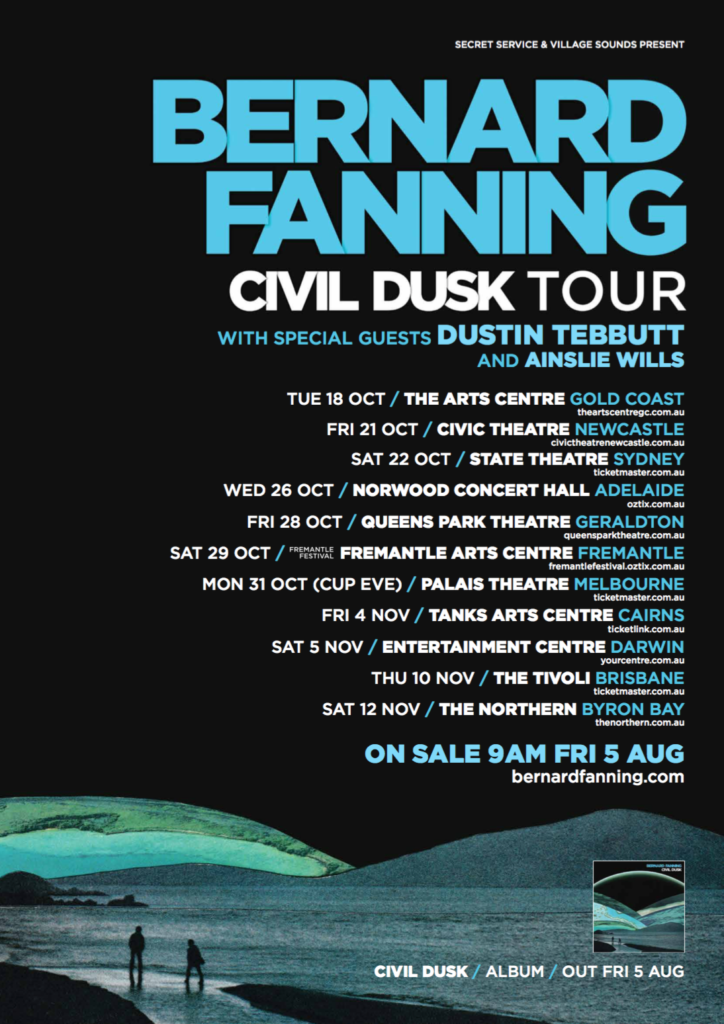 Civil Dusk Tour